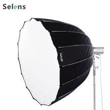 "Selens 190cm 75"" Parabolic Hexadecagon Softbox with Profoto Mount Speed Ring"