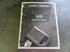 John Deere LX200 Series Lawn Tractors Technical Manual   TM1754