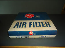 GM - AC VINTAGE AIR FILTERS-#6421671-AC #A 218 C/ NEW/NOS/1965-67 FORD/MERCURY