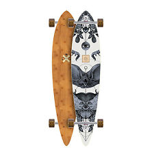 "Arbor Longboard Complete Timeless Pintail 9.5"" x 46"" Bamboo Collection"