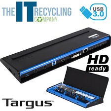 TARGUS acp71eu USB 3.0 SuperSpeed dual video Docking Station con Power