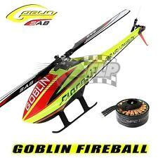 SAB Goblin Fireball With Motor and Blades SG280