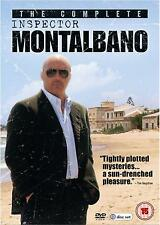 INSPECTOR MONTALBANO The Complete Collection SEALED/NEW 1 2 3 4 5 6 series films