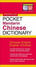 Pocket Mandarin Chinese Dictionary: Chinese-English English-Chinese [Fully Ro...
