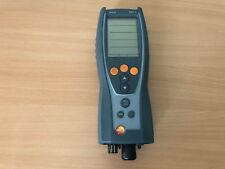 Testo 327-1 combustion Flue Gas Analyser heating boiler No calibration unit only