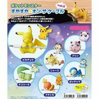 Pokemon Random Blind Box Mini Figure for Phone Charger Anime Japan Official 1PC