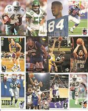 (12) 1994 University of Virginia Cavaliers Alumni Cards NO DUPES! GO HOOS!