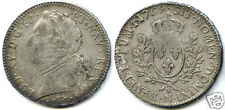 LOUIS XV (1715-1774) ECU, DIE BAND 1769 N MONTPELLIER SELTEN