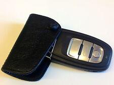case astuccio portachiave elettronica AUDI guscio in vera pelle protettivo