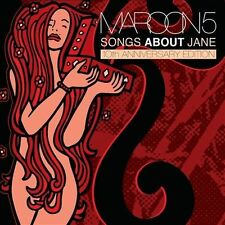 MAROON 5 CD - SONGS ABOUT JANE: 10TH ANNIVERSARY EDITION [2 DISCS](2012) - NEW