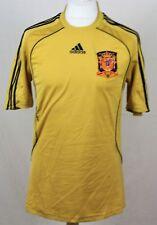 ESPAÑA 2008-10 Camisa de distancia Adidas 101P