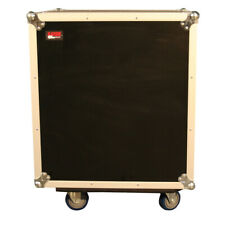 Gator G-Tour Shk12 Ca G-Tour Shock Rack Cases 12U Shock Road Rack Case, Casters
