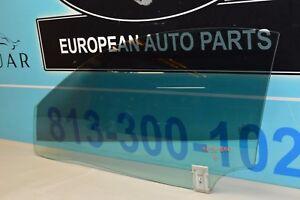 03-09 R230 MERCEDES SL500 SL55 SL550 FRONT LEFT DRIVER SIDE DOOR GLASS WINDOW #1