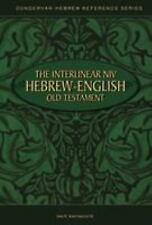 Zondervan Hebrew Reference: The Interlinear NIV Hebrew-English Old Testament