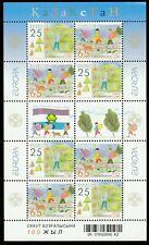 KAZAKHSTAN 2007 EUROPA CEPT SCOUTS MNH SHEET