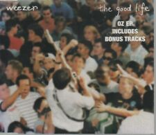 """WEEZER  Rare 1995 Australian Only OOP 5 Track Rock CD EP """"The Good Life"""""""