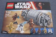 New Star Wars DROID ESCAPE POD LEGO NIB #75136