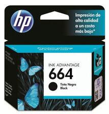HP 664 Cartucho Original Tinta Negra Deskjet F6V29AL