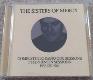 THE SISTERS OF MERCY CD fields nephilim mission rosetta stone merciful nuns wake