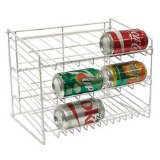 Can Rack Slim Holder Kitchen Cabinet Cupboard Pantry Storage Food Organizer