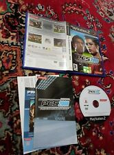 PES 2008 BLACK LABEL PLAYSTATION 2 PS2 PAL  FUNZIONANTE COMPLETO ITALIANO