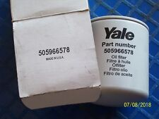 LOT OF 2 Yale 505966578 FILTER