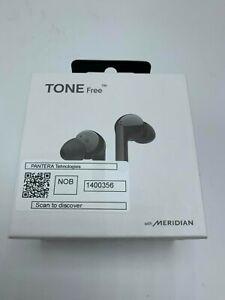 LG TONE Free HBS-FN4 Wireless In-Ear Headset - Black w/Mic & Case