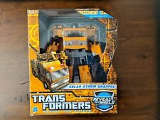 Transformers Reveal The Shield RTS Voyager Solar Storm Grappel Grapple MISB