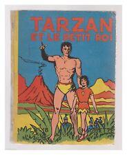 ALBUM TARZAN ET LE PETIT ROI EO 1947 BE-/BE