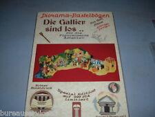 DIORAMA KINDER ASTERIX DIE GALLIER SIND LOS (1995) NEUF SERIE LIMITEE 999 EX.