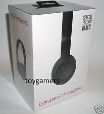 Beats Solo 3 Wireless - Special Edition Gloss Black - Brand New - Free Shipping