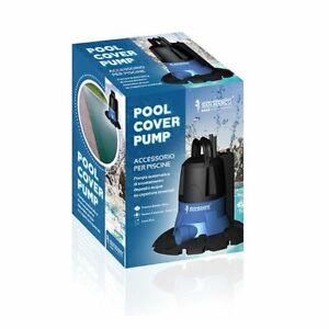 Pompa automatica di drenaggio per copertura svuota teli copri piscina