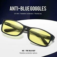 Duco Gaming Glasses for Blue Light Blocking Computer Glasses for Deep Sleep -