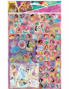 Disney Princess Mega Pack Over 150 Stickers Mega Pack