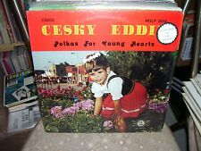 Sealed - CESKY EDDIE, Polkas For Young Hearts, Polka Music, Ray # 2800