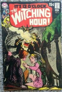 The Witching Hour #6