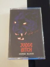 Judge Bitch Horse Blood Cassette Tape synthwave