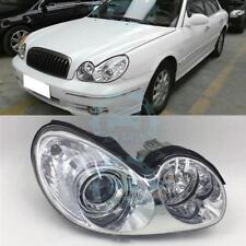 Headlamp Daytime Running Light Headlight Fit For Hyundai Sonata 2003-2008