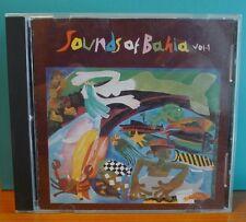 Various Artists : Sounds of Bahia Vol 1 CD * Samba do Rato, Lambada do Para