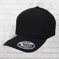Flexfit 110 cool and dry SnapBack cap mini pique negro ha capuchón basecap gorra