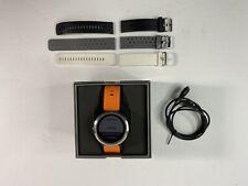 Garmin Vivoactive 3 GPS Multisport Watch + 4 Straps + Charging Cable