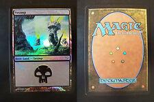 FOIL Swamp - Card n° 298 - Mirrodin