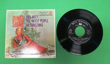 Dinah Shore - You meet the nicest people at Christmas - 45 giri - RCA EPA - 4119