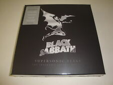 "Black Sabbath: Supersonic Years-The Seventies Singles Box Set, 10 X 7"" VINYLE"