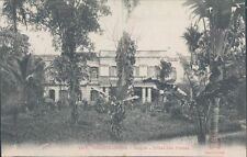 INDOCHINA Cochinchina Saigon Post hotel 1910s PC
