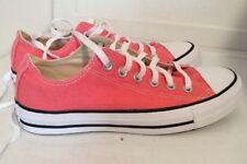 Converse Sneakers Low Top Size Men 5 Women Size 7 Canvas Tennis Shoes New