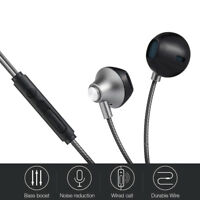Super Bass In-Ear Earphone Earbuds Sport Stereo Headphone Headset With Mic~