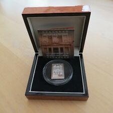 2012 Petra Rediscovery 200th Anniversary 1 Crown Silver Proof Coin Isle of Man
