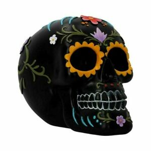 FLORAL FESTIVITIES SKULL by Nemesis Now gothic gift