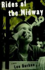 Rides of the Midway Signed by Lee Durkee (2001, Hardcover)